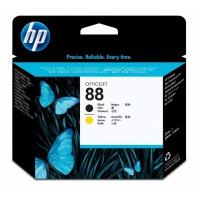 Głowica HP 88, HP C9381A do Officejet Pro, black + yellow, Tusze, Materiały eksploatacyjne