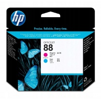 Głowica HP 88, HP C9382A do Officejet Pro, Magenta+cyan, Tusze, Materiały eksploatacyjne