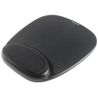 Podkładka pod myszkę i nadgarstek KENSINGTON Gel Mouse Pad, czarna, Ergonomia, Akcesoria komputerowe