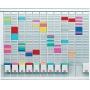 Planer roczny NOBO T-Card, 12 kolumn, 32 okienka, Planery, Prezentacja