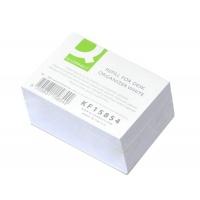 Wkład do przybornika na długopisy Q-CONNECT, KF15852, KF15853), biały, Przyborniki na biurko, Drobne akcesoria biurowe
