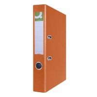Segregator Q-CONNECT Hero, PP, A4/55mm, pomarańczowy, Segregatory polipropylenowe, Archiwizacja dokumentów