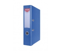 Binder OFFICE PRODUCT Officer with reinforced edge, A4/75mm, blue