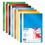 Skoroszyt OFFICE PRODUCTS, PP, A4, miękki, 100/170mikr., jasnoniebieski, Skoroszyty podstawowe, Archiwizacja dokumentów