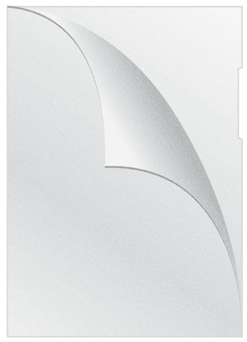 Obwoluta Q-CONNECT typu L, PP, A4, groszkowa, 120mikr., 100szt., transparentna, Koszulki i obwoluty, Archiwizacja dokumentów