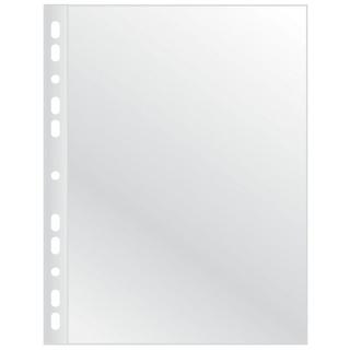 Koszulki na dokumenty Q-CONNECT, PP, A4, krystal, 75mikr., 100szt., Koszulki i obwoluty, Archiwizacja dokumentów