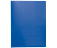 Display Book Q-CONNECT, PP, A4, 380 micron, 10 pockets, blue