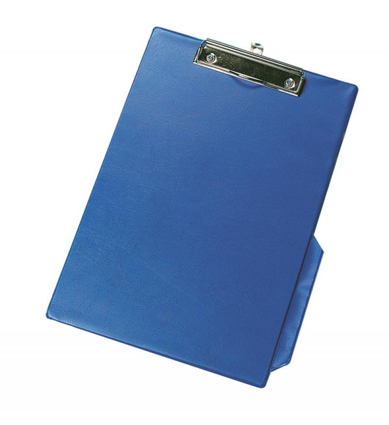 Clipboard Q-CONNECT deska, z klipsem, PVC, A4 niebieski, Clipboardy, Archiwizacja dokumentów