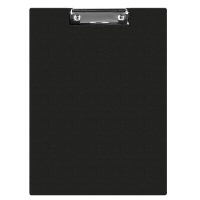 Clipboard Q-CONNECT File, PVC, A4, black