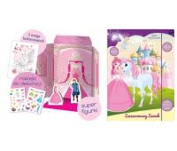 Teczka kreatywna A3 Zaczarowany Zamek, Produkty kreatywne, Zabawki