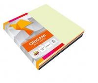 Origami 10x10cm mix a'100, Produkty kreatywne, Artykuły szkolne
