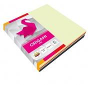 Origami 10x10cm fluo+pastele a'100, Produkty kreatywne, Artykuły szkolne