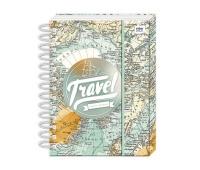 Podróżnik Maps 159x210, Zeszyty, Artykuły szkolne