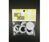 RUCHOME OCZY 35mm 5szt 3087, Podkategoria, Kategoria