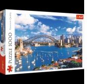 10206 1000 - Port Jackson, Sydney / Getty Images_L, Puzzle, Zabawki
