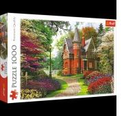 10355 1000 - Wiktoriański dom / MGL, Puzzle, Zabawki