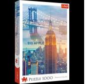 10393 1000 - Nowy Jork o świcie / Getty Images_L, Puzzle, Zabawki