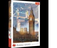 10395 1000 - Londyn o świcie / Fotolia_L, Puzzle, Zabawki