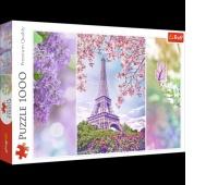 10409 1000 - Wiosna w Paryżu / Fotolia_L, Puzzle, Zabawki
