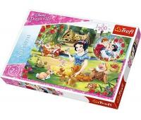13204 200 - Marzenie o miłości / Disney Princess, Puzzle, Zabawki