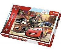 13208 200 - Wyprawa w góry / Disney Cars, Puzzle, Zabawki