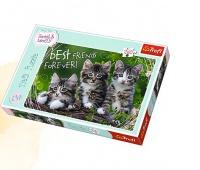13215 260 - Sweet & Lovely - Kocia przyjaźń / Nature Photo Library, Puzzle, Zabawki