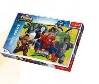 13218 260 - Spider-man w akcji / Disney Marvel Spiderman, Puzzle, Zabawki