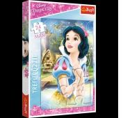14234 24 Maxi - Rozmarzona Śnieżka / Disney Princess, Puzzle, Zabawki