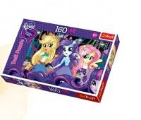 15311 160 - Na balu / Hasbro Equestria Girls, Puzzle, Zabawki