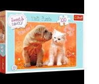16264 100 - Sweet & Lovely - Całusy / FOTOTECA, Puzzle, Zabawki
