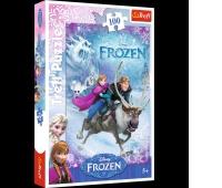 16273 100 - Na ratunek Annie / Disney Frozen, Puzzle, Zabawki