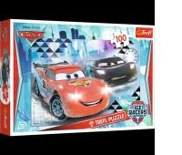 16290 100 - Lodowa przygoda / Disney Cars 2, Puzzle, Zabawki