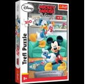16291 100 - Miki i Donald / Disney Standard Characters, Puzzle, Zabawki