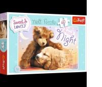 17270 60 - Sweet & Lovely - Słodkich snów / Trefl, Puzzle, Zabawki