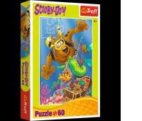 17287 60 - Nurkowanie / Warner Scooby Doo, Puzzle, Zabawki
