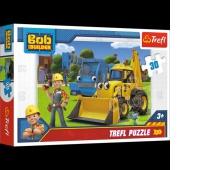 18214 30 - Nowe wyzwanie / Bob Budowniczy, Puzzle, Zabawki