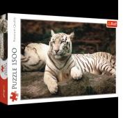 26075 1500 - Bengalski tygrys / MASTERFILE, Puzzle, Zabawki