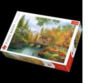 45000 4000 - Jesienna nostalgia / MGL, Puzzle, Zabawki