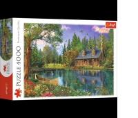 45005 4000 - Popołudniowa sielanka / MGL, Puzzle, Zabawki