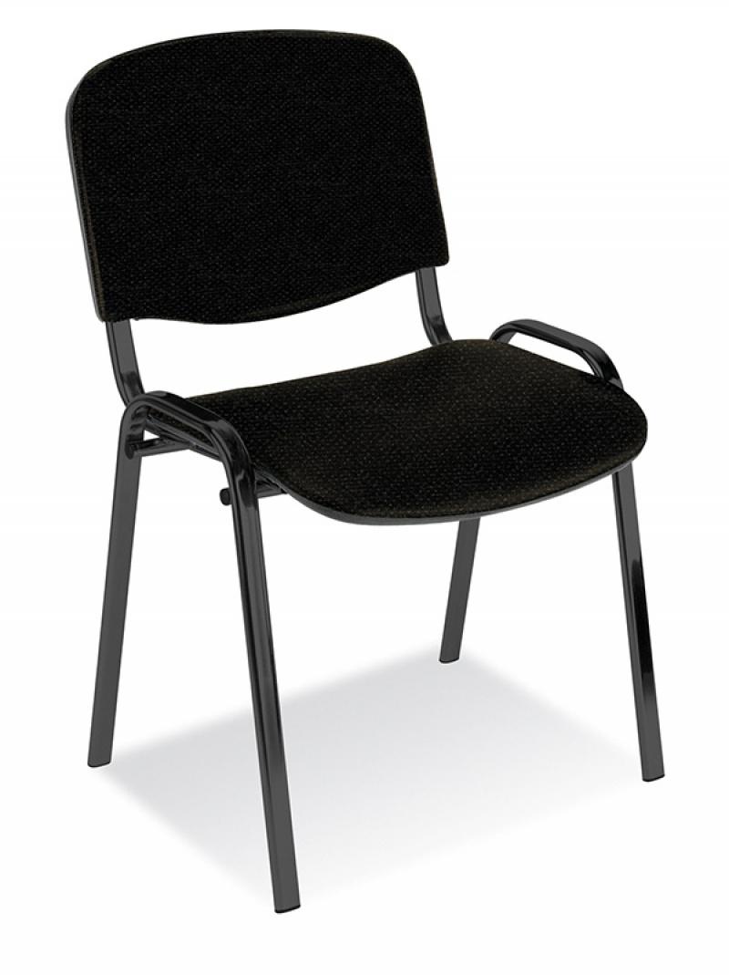 Krzesło konferencyjne OFFICE PRODUCTS Kos Premium, czarne