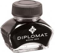 Atrament do piór DIPLOMAT, 30ml, czarny, Pióra, Artykuły do pisania i korygowania
