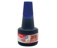 Stamp Ink OFFFICE PRODUCTS, 30ml, blue