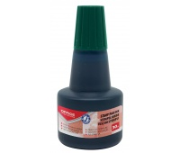 Stamp Ink OFFFICE PRODUCTS, 30ml, green