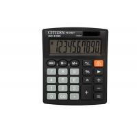 Kalkulator biurowy CITIZEN SDC-810NR, 10-cyfrowy, 127x105mm, czarny