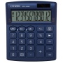 Kalkulator biurowy CITIZEN SDC-812NRNVE, 12-cyfrowy, 127x105mm, granatowy, Kalkulatory, Urządzenia i maszyny biurowe