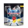 Tabletki do zmywarki FINISH Quantum Ultimate 32szt., lemon, Środki czyszczące, Artykuły higieniczne i dozowniki
