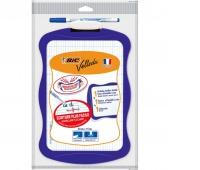 BIC Kids Velleda tablica+marker+wymazywacz Pouch, Zestawy, Artykuły do pisania i korygowania