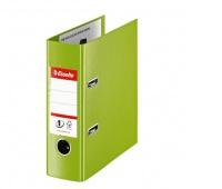 Segregator Esselte No.1 VIVIDA A5, VIVIDA Zielony, Segregatory kartonowe, Archiwizacja dokumentów