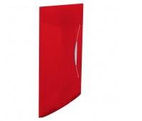 Teczka z gumką Esselte VIVIDA, 15 mm, VIVIDA Czerwony, Teczki płaskie, Archiwizacja dokumentów