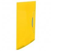 Teczka z gumką Esselte VIVIDA, 15 mm, VIVIDA Żółty, Teczki płaskie, Archiwizacja dokumentów